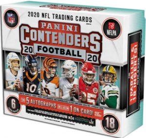 2020 Panini Contenders Football