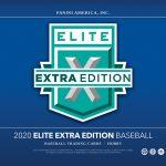 2020 Panini Elite Extra Edition Baseball
