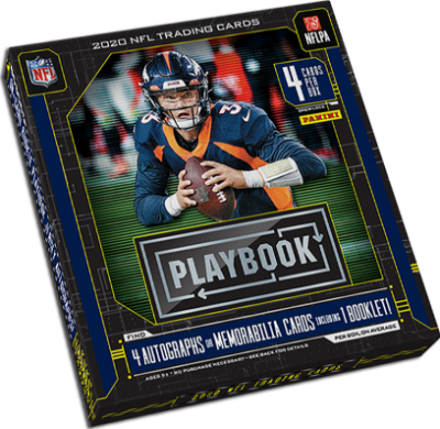 2020 Panini Playbook Football