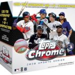 2020 Topps Chrome Update Baseball