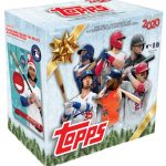 2020 Topps Holiday Mega Box