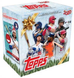 2020 Topps Holiday Mega Box