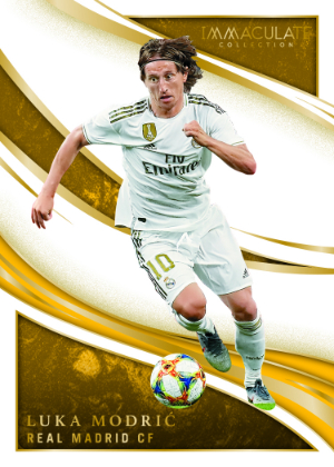 Base Luka Modric MOCK UP