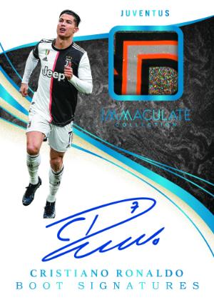 Boot Signatures Cristiano Ronaldo MOCK UP