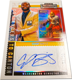 Contenders to Canto Auto Champ Bailey