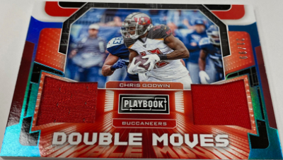 Double Moves Relics Platinum Chris Goodman