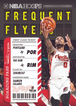Frequent Flyers Damien Lillard MOCK UP