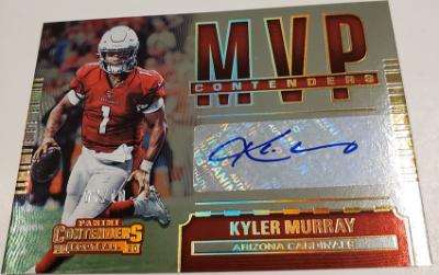 MVP Contenders Auto Gold Kyler Murray