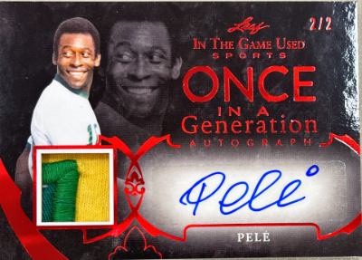 Once in a Generation Auto Red Pele