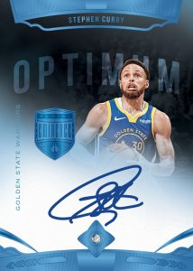 Optimum Diamond Auto Platinum Stephen Curry MOCK UP