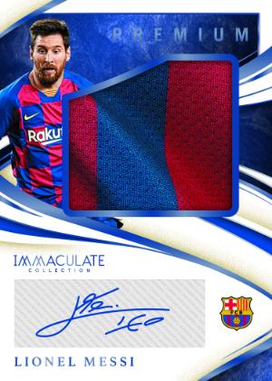 Premium Swatch Auto Lionel Messi MOCK UP
