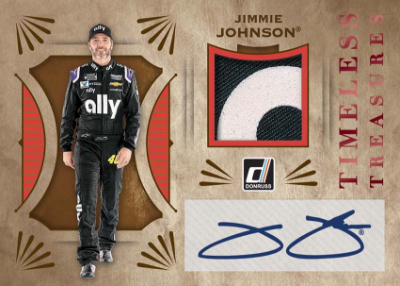Timeless Treasures Material Sigantures Jimmie Johnson MOCK UP