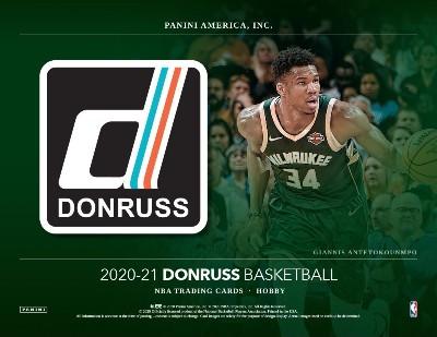 2020-21 Donruss Basketball