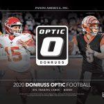 2020 Donruss Optic Football