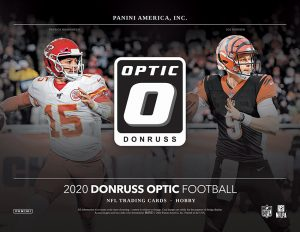 2020 Donruss Optic Football
