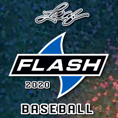 2020 Leaf Flash Baseball