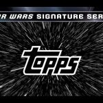 2021 Topps Star Wars Signature Series
