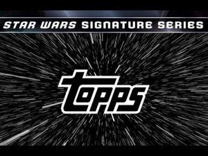 2021 Topps Star Wars Signature Series
