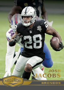 Base Josh Jacobs MOCK UP
