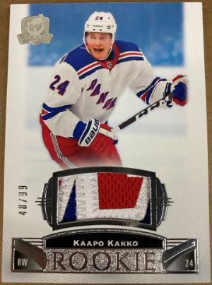 Base Rookie Patch Kaapo Kakko