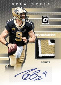 Dynamic Patch Auto Drew Brees MOCK UP