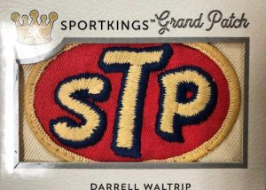 Grand Patch Relics Darrell Waltrip MOCK UP