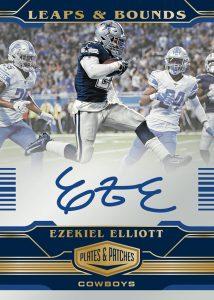 Leaps and Bounds Blue Ezekiel Elliott MOCK UP