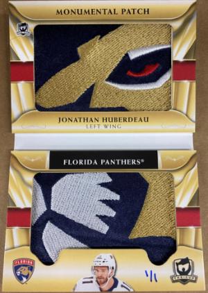 Monumental Patch Booklet Jonathan Huberdeau