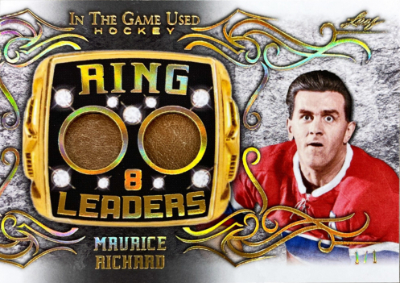 Ring Leaders Gold Maurice Richard