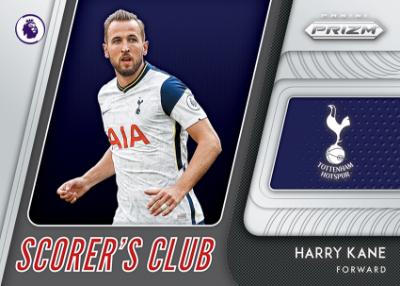 Scorers Club Harry Kane MOCK UP
