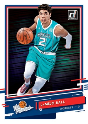 The Rookies LaMelo Ball MOCK UP