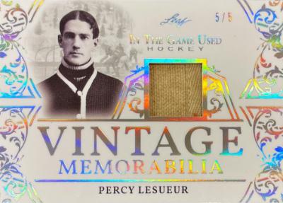Vintage Memorabilia Silver Percy Lesueur