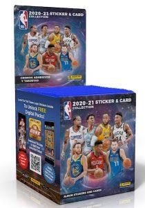 2020-21 Panini NBA Stickers