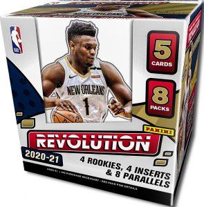 2020-21 Panini Revolution Basketball