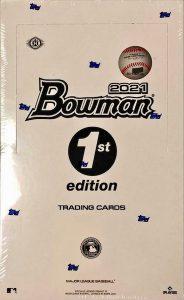 2021 Bowman 1st Edition Baseball