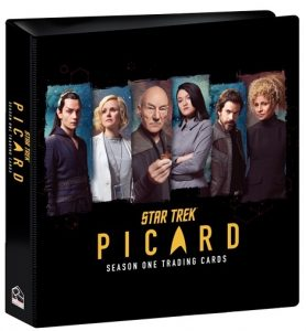 2021 Rittenhouse Star Trek Picard Season 1