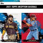 2021 Topps Inception Baseball