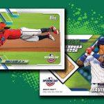 2021 Topps Opening Day Baseball