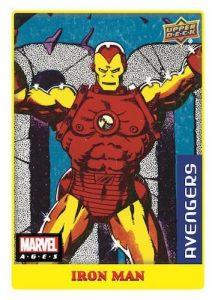Base Iron Man MOCK UP