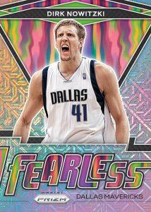 Fearless Mojo Dirk Nowitzki MOCK UP