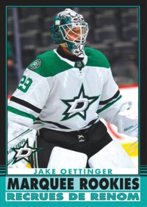 Marquee Rookies Jake Ottinger MOCK UP