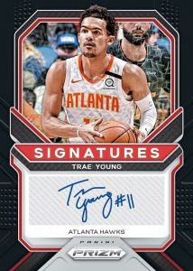 Signatures Black Trae Young MOCK UP