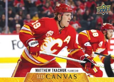 UD Canvas Matthew Tkachuk MOCK UP