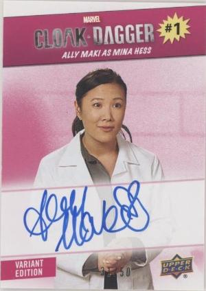 #1 Photo Variant Auto Ally Maki as Mina Hess