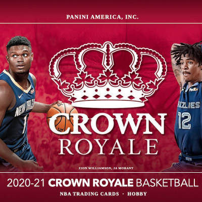 2020-21 Panini Crown Royale Basketball