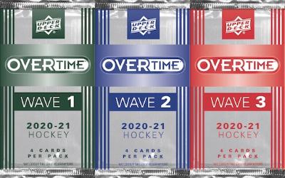 2020-21 UD Overtime Wave 2