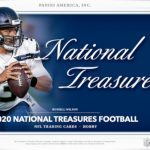 2020 Panini National Treasures Football