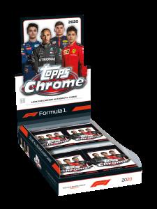 2020 Topps Chrome Formula 1