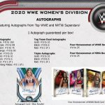 2020 Topps WWE Women's Division