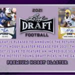 2021 Leaf Draft Football